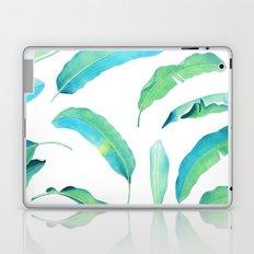 Turn Over a New Banana Leaf #society6 buyart #bananaleaves Laptop & iPad Skin