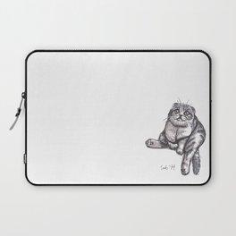Scottish Fold Laptop Sleeve