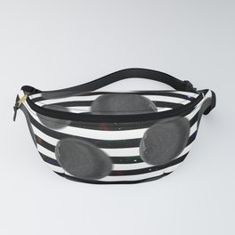 Black Hole Fanny Pack