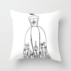 Sabrina Throw Pillow