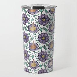 bad flower Travel Mug