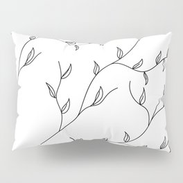 show-off - leaves Pillow Sham