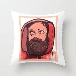 Peh-ncho Throw Pillow