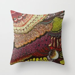 In The Details Throw Pillow