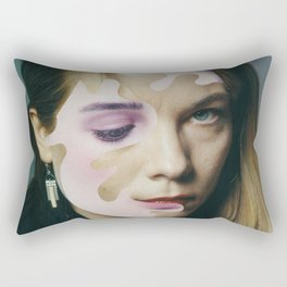 Vanishing Theresa Rectangular Pillow