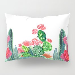 A Prickly Bunch 4 Pillow Sham