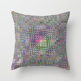 """a × (n × Sin(j)^2 + k × Sin(i)^2) × 3,939,333 [""""Radicals""""]  [""""4_SQUARE""""]  [SI] Throw Pillow"""