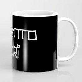motto in latin -memento mori 1 Coffee Mug