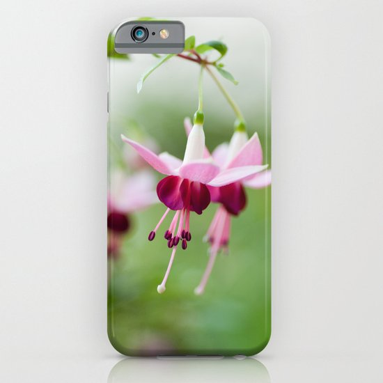 Fuchsia  8686 iPhone & iPod Case