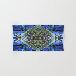 Ceiling Tile (Abstract) Hand & Bath Towel