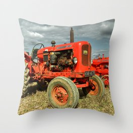 Nuffield Universal Throw Pillow