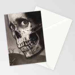 Evil Dead II - Ash Williams and Skull Stationery Cards
