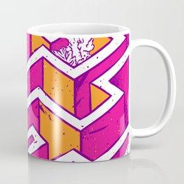 In a labyrinth Coffee Mug