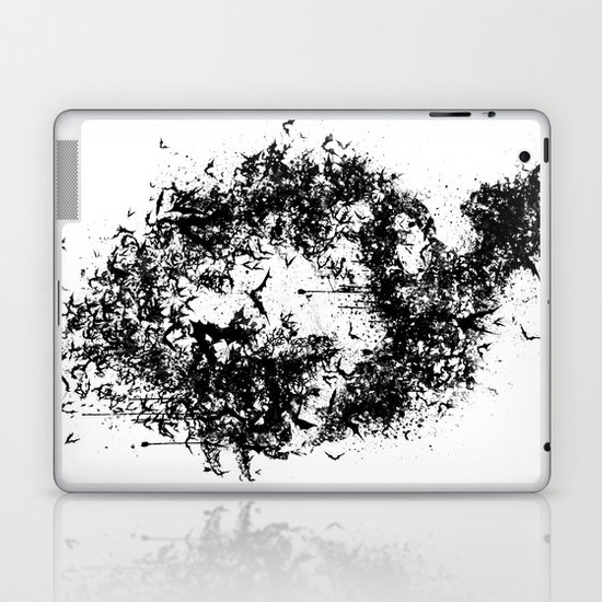 A Dark Cave Laptop & iPad Skin
