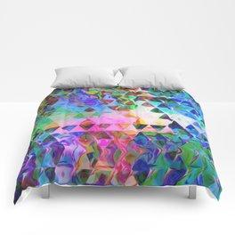 Triangle Universe Comforters