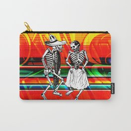 PastPresent Calaveras Carry-All Pouch