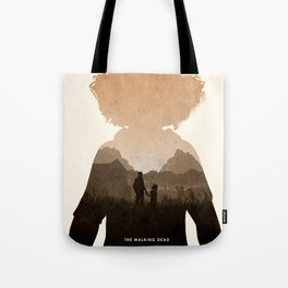 Clementine (TWD) Tote Bag