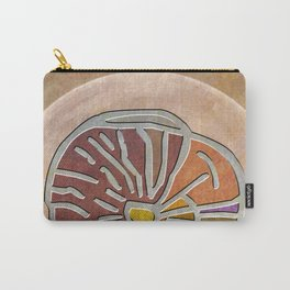 Tribal Maps - Magical Mazes #03 Carry-All Pouch