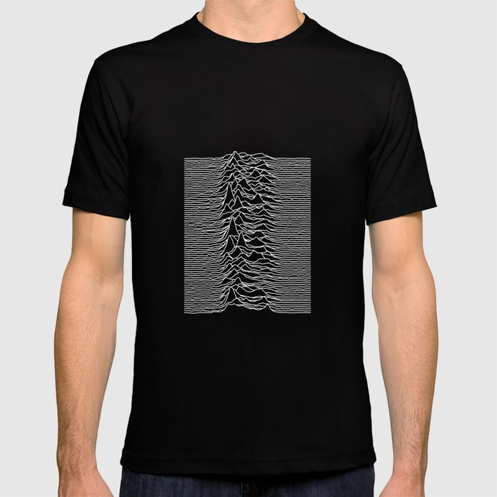 7348cf19d Joy Division - Unknown Pleasures T-shirt by hein77