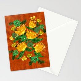 Harvest Peonies Stationery Cards