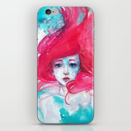 Princess Ariel - Little Mermaid has no tears iPhone Skin