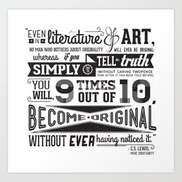 Become Original Art Print