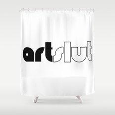 ArtSlut Shower Curtain