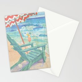 Happy Place / Anna Maria Island Stationery Cards