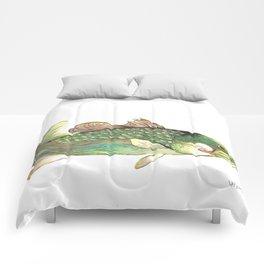 One Fish Comforters