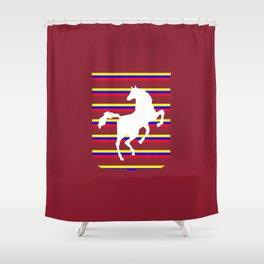 Escudo Venezuela Concepto 2 Shower Curtain