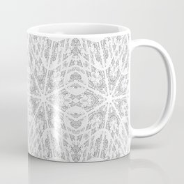 Pattern Grey / Gray Coffee Mug