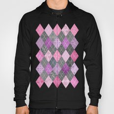 Magic Argyle Quilt Hoody