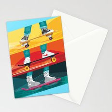 Back to the Future Alternative Movie Poster Stationery Cards