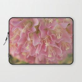 Tropical Hydrangea Laptop Sleeve