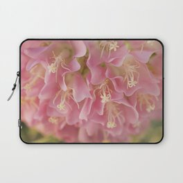 Tropical Hydrangea Laptop Sleeve