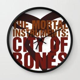 The Mortal Instruments: City of Bones Wall Clock
