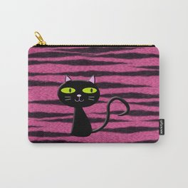 tiger kitty Carry-All Pouch