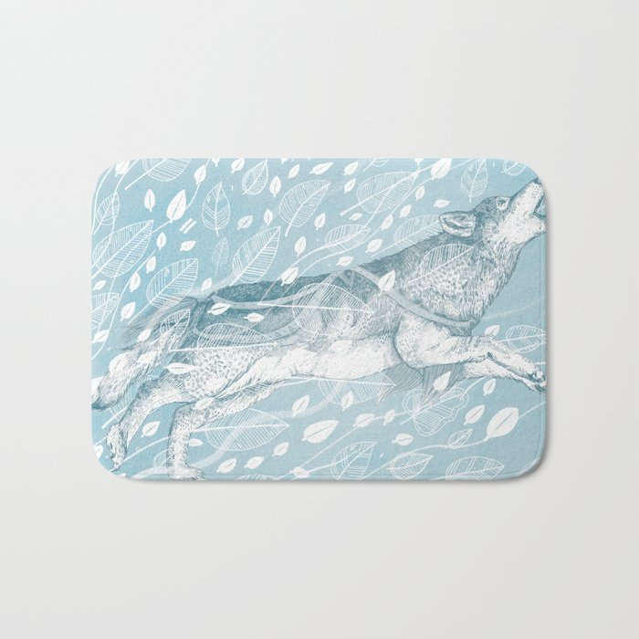 Wild Wind Bath Mat