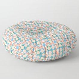 Heirloom Quilt Floor Pillow