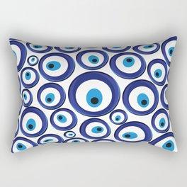 Turkish Amulet Rectangular Pillow