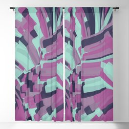 Twisting Nether Blackout Curtain