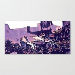 Scrapyard ~ Blade Runner 2049 Canvas Print