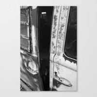 van Canvas Prints featuring Van by Watson Burch
