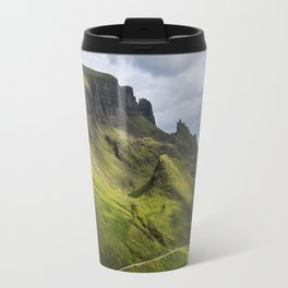Mesmerized by the Quiraing Travel Mug
