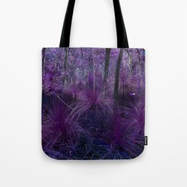 Conway National Park in Purple Tote Bag