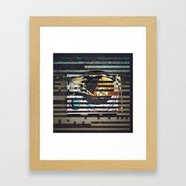Discardtech (Information) Framed Art Print