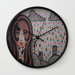 nuvola Wall Clock