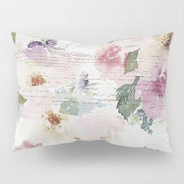 Vintage Spring Love Pillow Sham