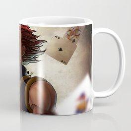 Hisoka (cards) Artwork Coffee Mug