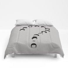 Who? (Twelve Doctors Edition) Comforters